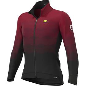 Alé Cycling PRR Magnitude Giacca Uomo, nero/rosso